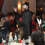 Gianluca Cerioni - cena con il delitto