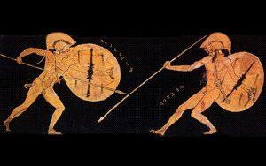 Achille contro Ettore